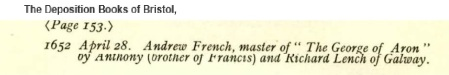 French 1652
